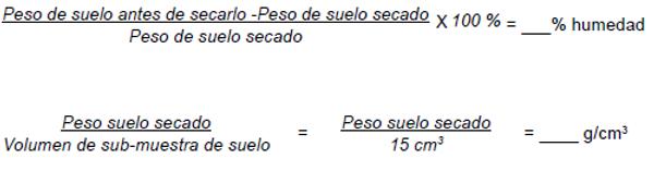RN4 formulas ESP