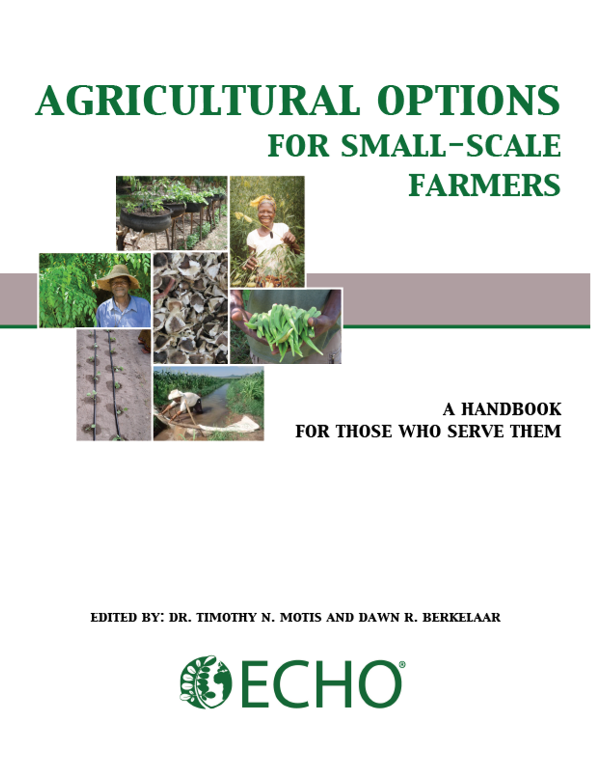Ag Options front cover
