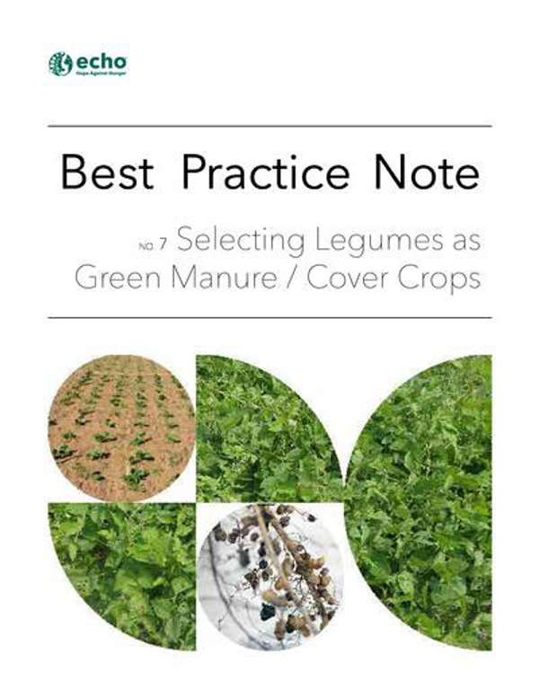 ECHO Best Practice Notes Cover Image