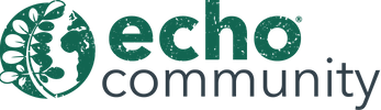 ECHOcommunity.org 首頁
