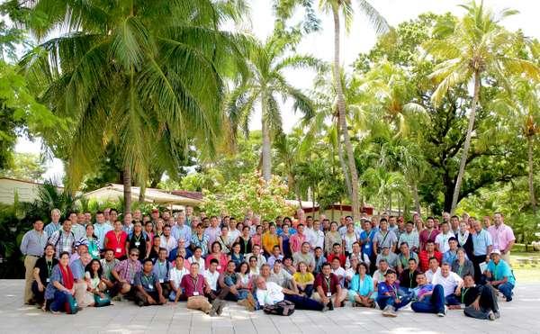 Foto del Grupo - Latino América y el Caribe Congreso 2016